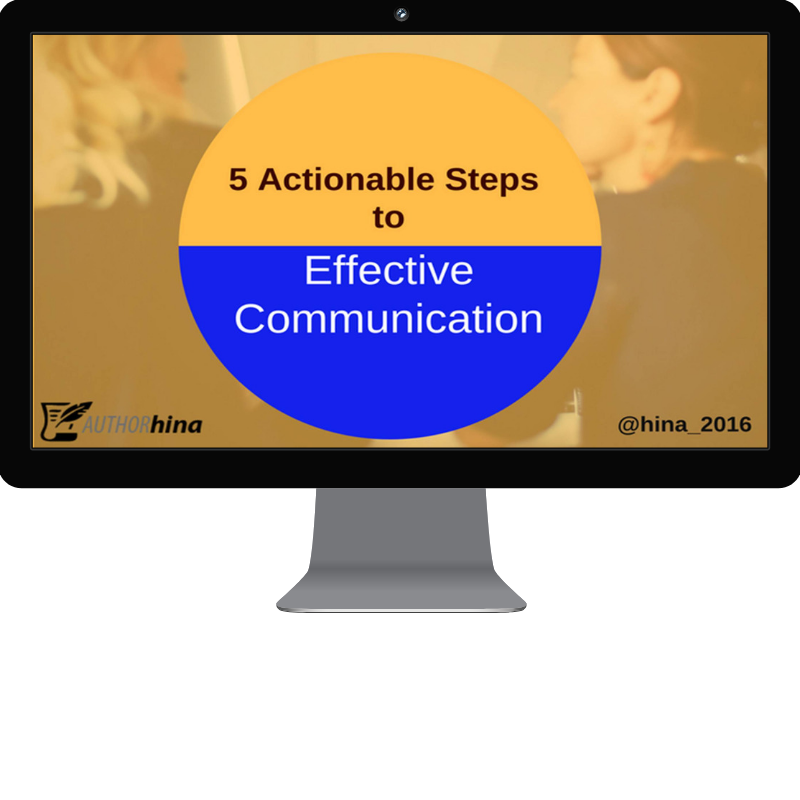 5 Actionable Steps to Effective Communication