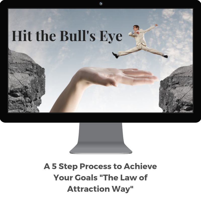 Achieve your goals the law of attraction way